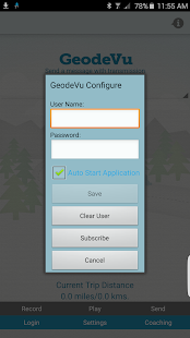 GeodeVu- screenshot thumbnail