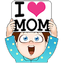 WAStickerApps - Stickers for Mothers icon