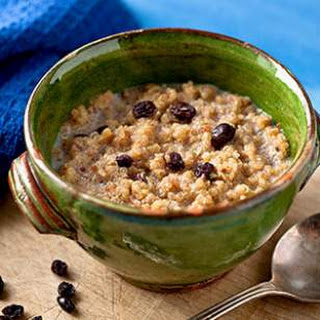Spiced Breakfast Quinoa