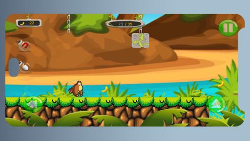 Super Monkey Run: Jungle Adventure Game 3.1 screenshots 6