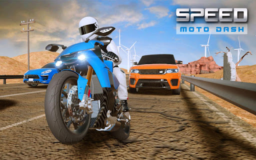 Speed Motor Dash:Real  Simulator screenshot 9