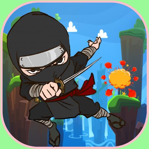 Extreme Ninja Hero Runner