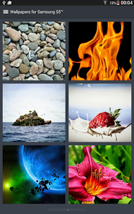 Wallpapers for Samsung S5™ - náhled