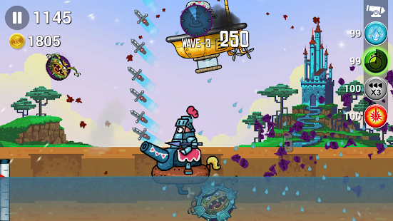 Spunge Invaders Screenshot 3