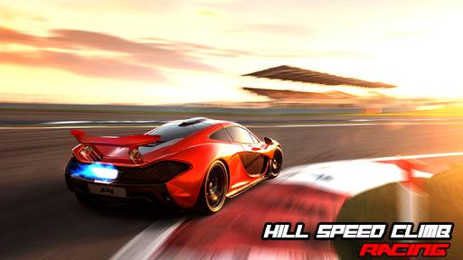 ヒルスピードレーシング3Dを登ります