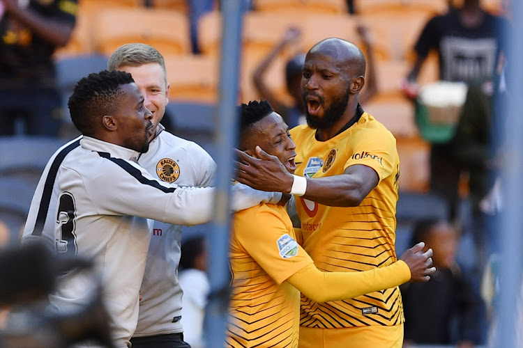 Kaizer Chiefs playmaker Hendrick Ekstein scored twice as Amakhosi cantered to a 3-0 win.