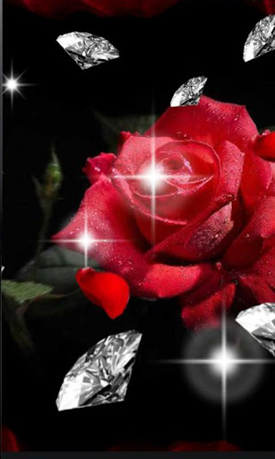 Android Flower Live Wallpaper Mobile9 - Best Wallpaper Foto