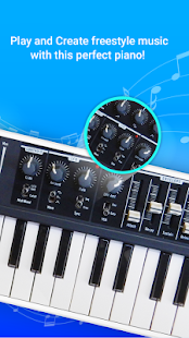 3D Piano Keyboard - Real Piano Music Screenshot