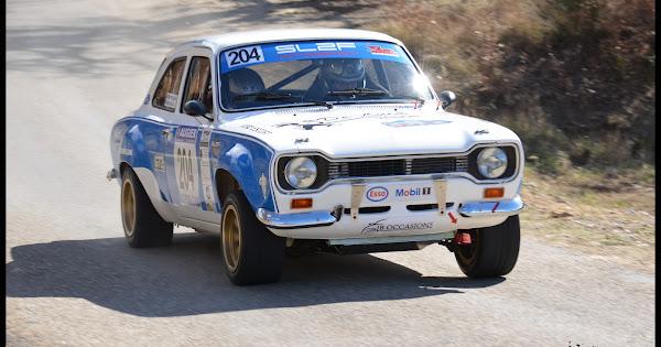 Rallye de Vaison  le 2 mars 2019