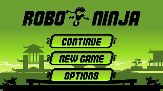 Robo-Ninja screenshot 1