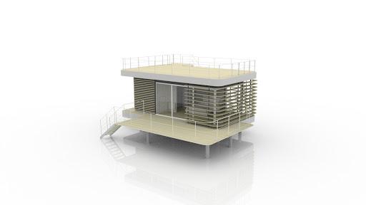 25 double terrasse