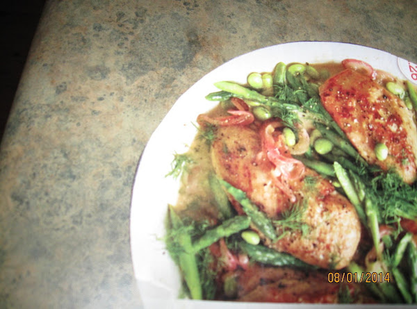 Summer Time Chicken Recipe