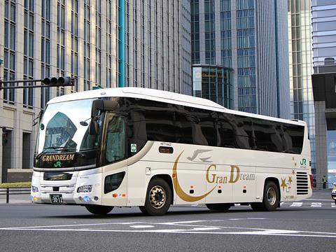 JRバス関東「グラン昼特急号」 3012