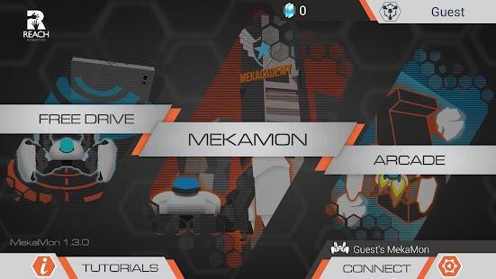 MekaMon - náhled