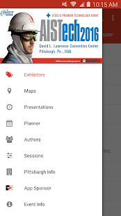 AISTech 2016 screenshot