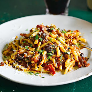 Jamie Oliver's Sicilian lentil and olive ragu