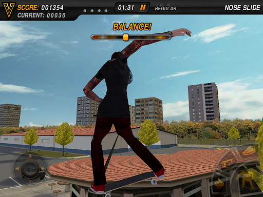 Mike V: Skateboard Party PRO  screenshots 9
