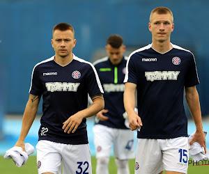 Ostende loue un talent croate de Manchester City