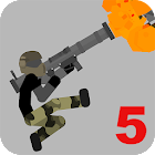 Stickman Backflip Killer 5 icon