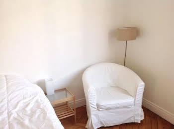 Appartement meublé 3 pièces 46 m2