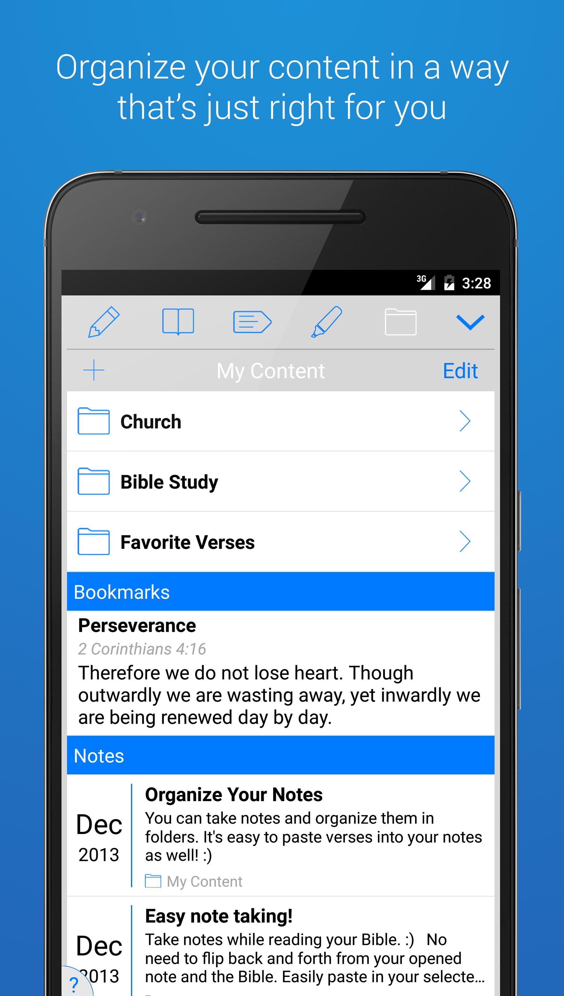 The Holy Bible - King James screenshot #4
