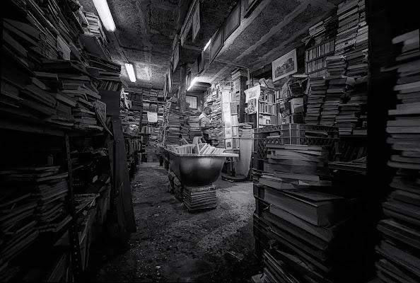 Una miniera di libri di CarloBassi