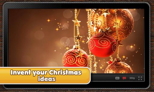 クリスマスの飾りを作ります