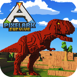Pixel ARK Survive for PC