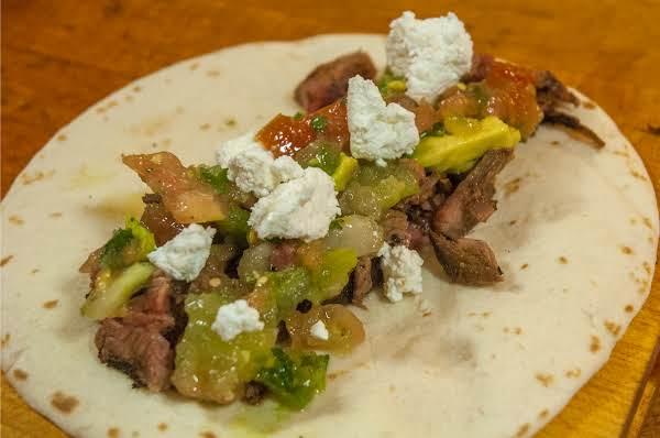 Calle Tacos (street Tacos) Recipe