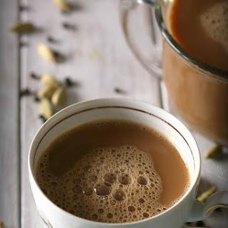 Vegan Soy Chai Tea Latte