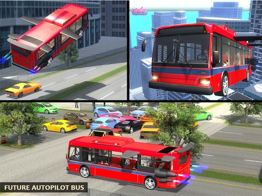 Flying Coach Bus Pilot 3D 2016|玩模擬App免費|玩APPs