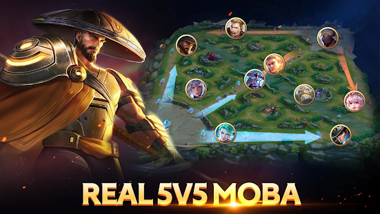 Hack Game AOV EU - Arena of Valor: 5v5 Arena Game apk free