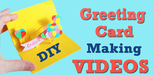 Diy greeting card ideas video apps on google play m4hsunfo