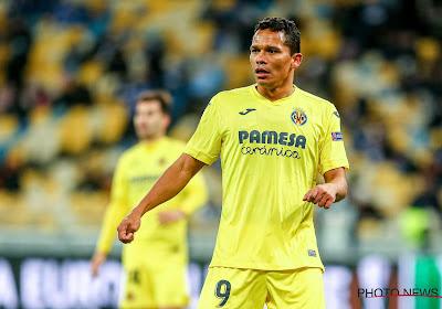 Carlos Bacca, laissé libre par Villarreal, rebondit en Liga
