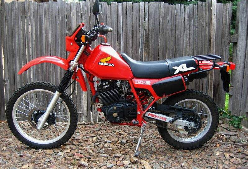 Honda XL 350-manual-taller-despiece-mecanica