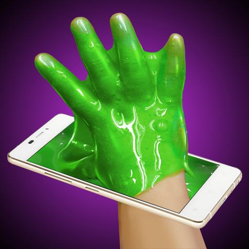 DIY Slime 3D Simulator Icon