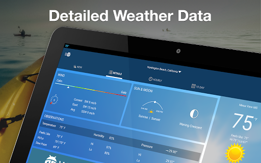WeatherBug - Forecast & Radar for PC