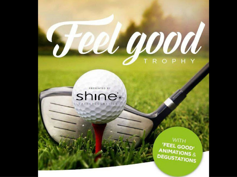 Golf Feel Good Trophy