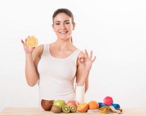 Healthy Diet , Eye Contour