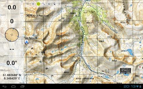 Soviet Military Maps Pro v4.3.0