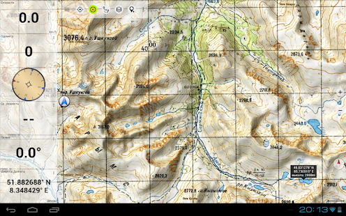Soviet Military Maps Pro- screenshot thumbnail