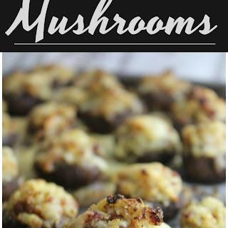 Stuffed Cremini Mushrooms Recipe