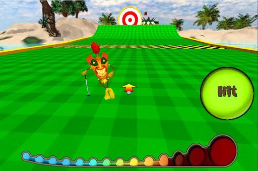 Tiki Golf 3D FREE  screenshot 2