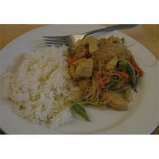 Quick and Easy Pancit.