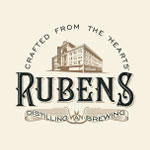 Logo for Rob Rubens Distilling & Brewing