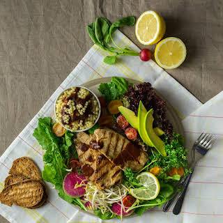 Couscous Turkey Spring Salad.