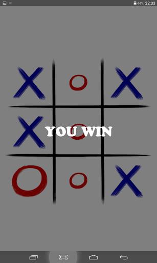 玩免費解謎APP|下載井字 - X和O的游戏 2016 app不用錢|硬是要APP