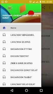 Panduan Lengkap Solat Fardhu & Sunat (wirid & Doa) 2.3.0