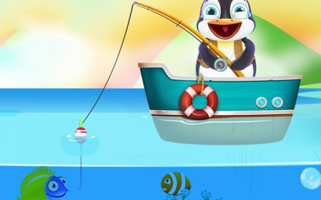 Deep Sea Fishing Mania