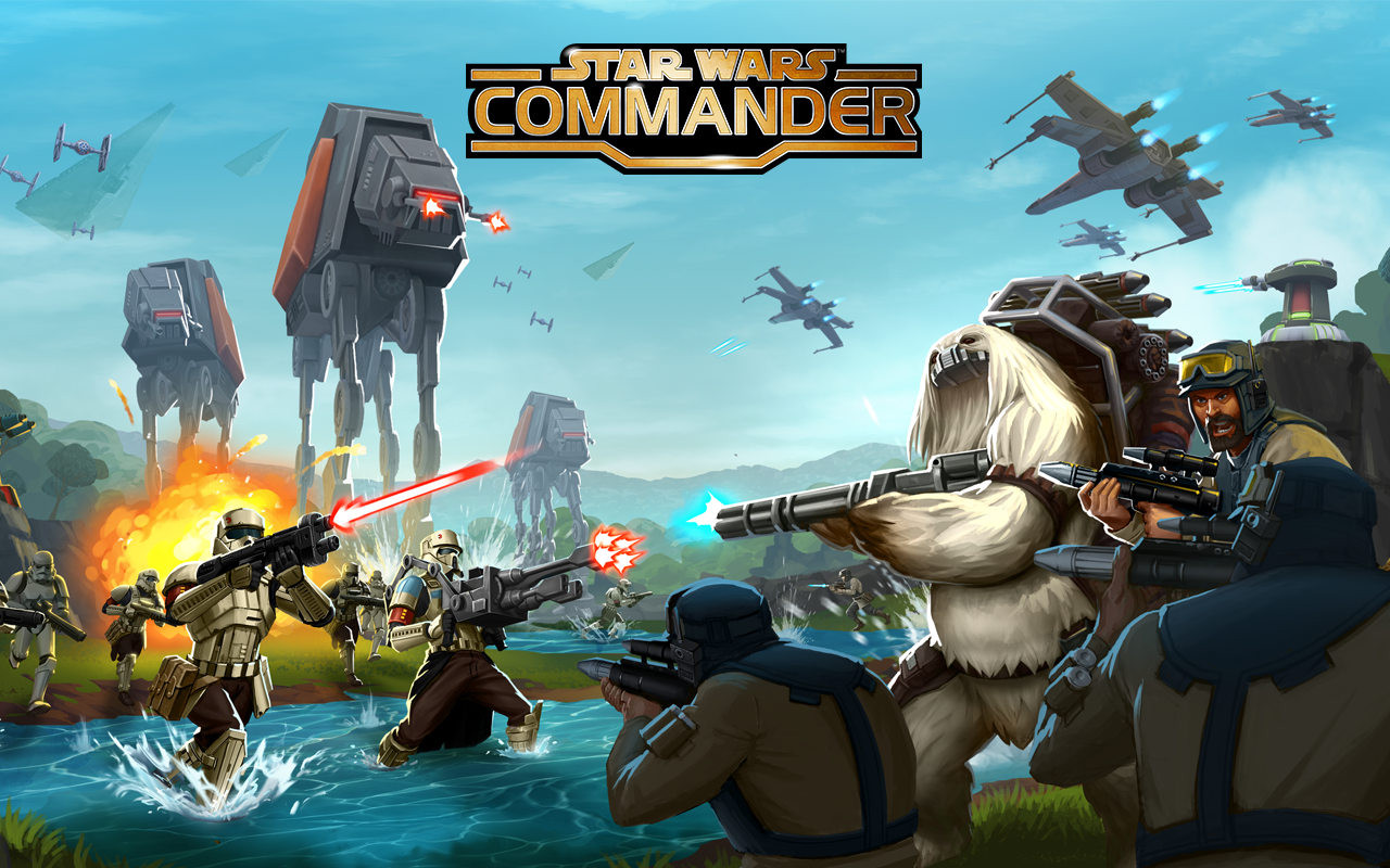 Star Wars™: Commander – zrzut ekranu